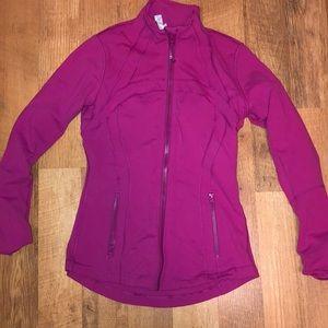 Like new lululemon zip up jacket